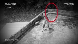 Ghost Caught Near Haunted Ambulance
