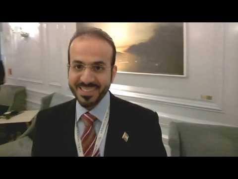 CI MENA interviews Abu Dhabi Fund for Development Director Shabeeb Hamad Sultan Al Darmaki #IFCEMPEA