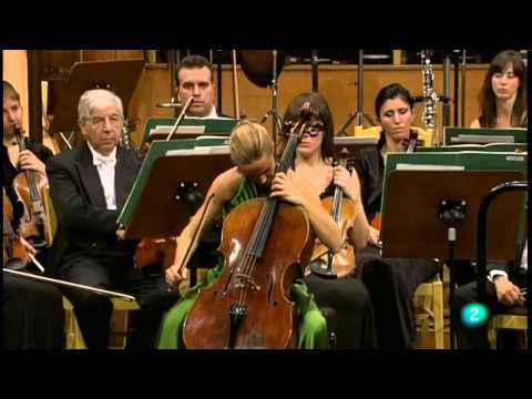 D. Shostakovich - Cello Concerto No. 1 in E-flat major, Opus 107 (Live)