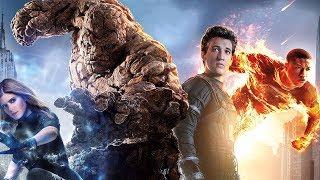6 лучших фильмов, похожих на Фантастическая четверка (2015)