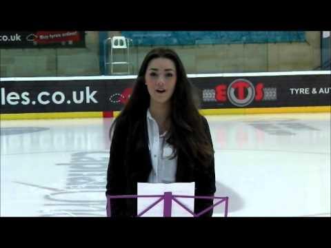 Miss Nottingham Talent Video -Rebecca Drysdale