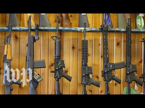 Democratic attorneys general make gun control statement