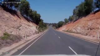 Video 450 - Hervey Bay to Fraser Island (via Ferry)