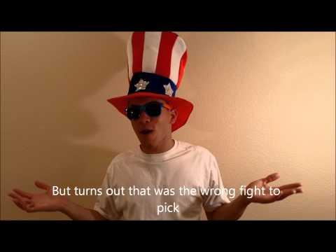 War of 1812 Rap