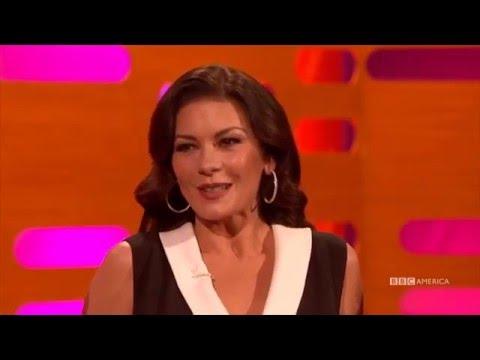 Catherine Zeta-Jones & Michael Douglas Make Crazy Bets - The Graham Norton Show