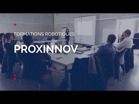 Formations robotiques - Proxinnov