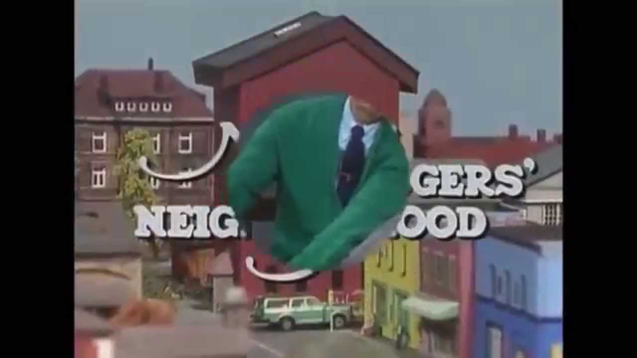 Mister Rogers Neighborhood Reversed Remix