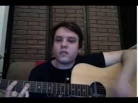 """Jesus, etc."" acoustic cover by Michael Anton Serra"