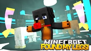 BABY MAX GETS NEW LEGS - Minecraft - Little Baby Max