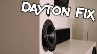 SYSTEM PLANS & FIXING MY DAYTON TOWER