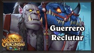 Guerrero Reclutar [Hearthstone]