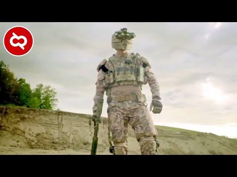 IRON MAN Di Dunia Nyata! 10 Peralatan Militer Amerika Super Canggih
