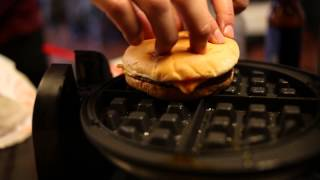 Fast Food Waffles Are The Future | Foodbeast Labs