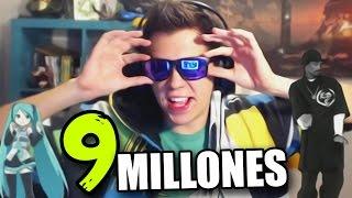 HYPE 9 MILLONES DE CRIATURITAS EN DIRECTO!
