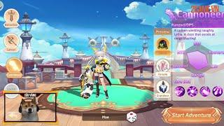 [Trải nghiệm] Mật Mã GAIA Mobile - MMORPG 3D phong cách anime Nhật Bản về Việt Nam screenshot 1