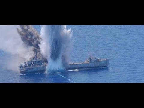GREEK Navy | Massive Anti-Ship Exocet Drill | Message To Turkey By Nemesis HD