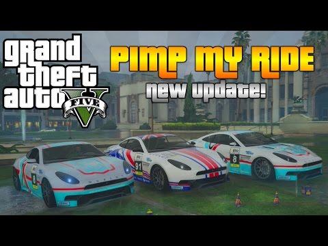 GTA V - Pimp My Ride #185 | Ocelot Lynx | NEW CAR Customization Competition