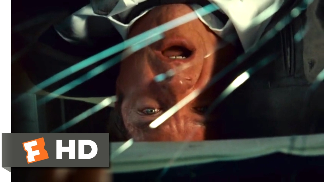 Download Hancock (2008) - Causing a Trainwreck Scene (3/10) | Movieclips