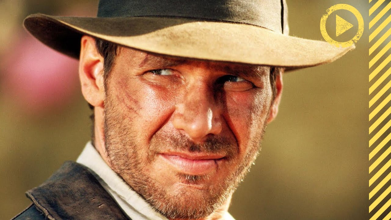 How George Lucas & Steven Spielberg Created Indiana Jones