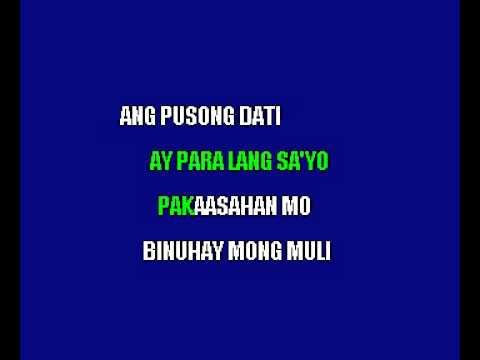Hard Marten   Binuhay Mo Filipino Karaoke