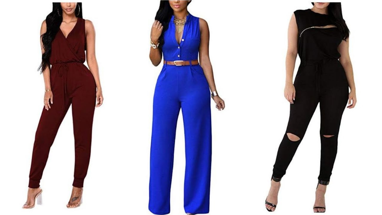 5165a6485282 Top 10 Best Womens Jumpsuits on Amazon. Fashion Depot