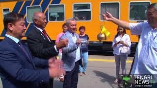 В Алматы запустили поезда из Капшагая и Узынагаша