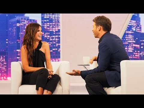 Harry Connick Jr and Sandra Bullock Reminisce About Hope Floats