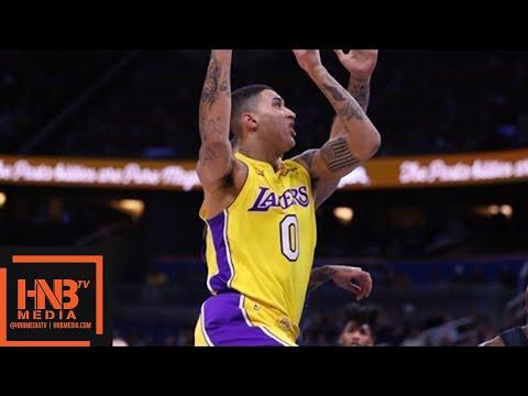 Los Angeles Lakers vs Orlando Magic Full Game Highlights / Jan 31 / 2017-18 NBA Season