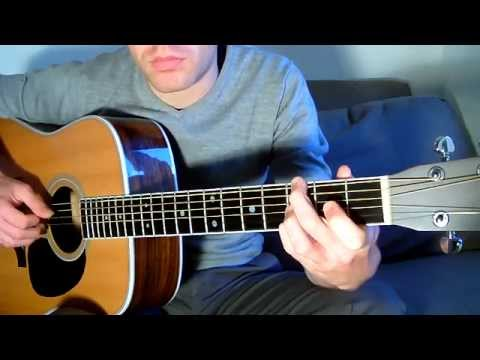 Guitar Lesson Chord Melody How Long Will I Love You FREE TAB Ellie Goulding Chords And Rhythm