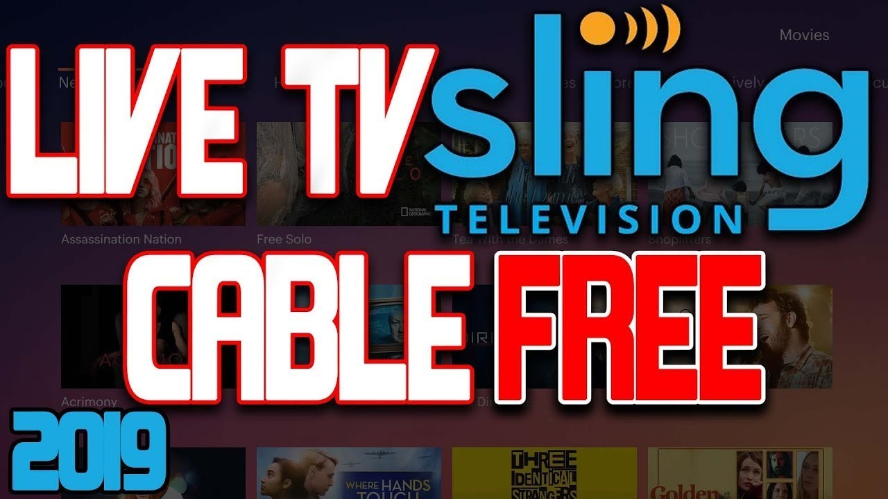 INSTALL Sling TV LIVE TV App On Amazon Firestick - Review and Install