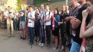 Открытие штаба Навального в Иркутске (17.06.2017)