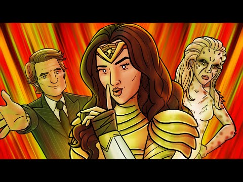 How Wonder Woman 1984 Should Have Ended