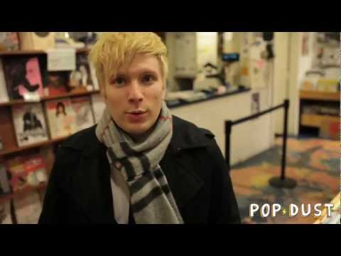 On the Road with Patrick Stump- The Record Shop