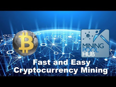 Fast and Easy Cryptocurrency Mining - Awesome Miner and Mining Pool Hub