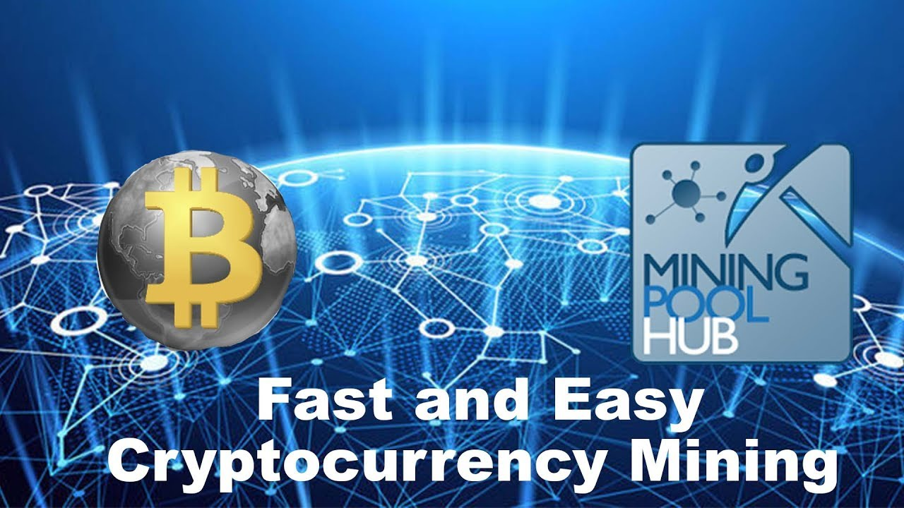 easy mining cryptocurrency