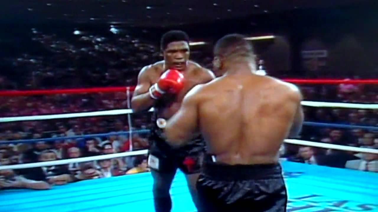 Tyson gegen Rotdock