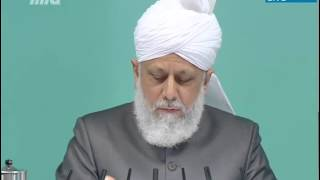 Indonesian Translation: Friday Sermon 16th November 2012 - Islam Ahmadiyya