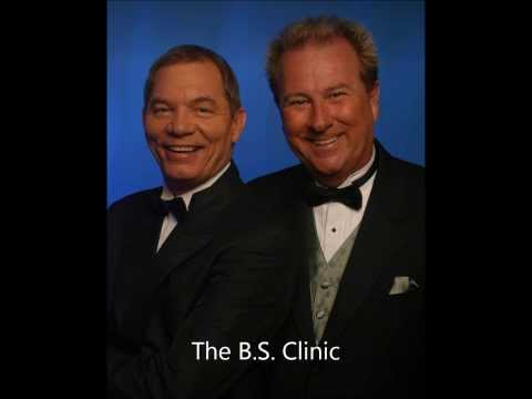 Mack & Jamie - The B.S. Clinic Commercial from Comedy Break tv show circa 1985 - 1986