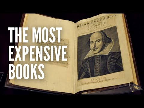 The Top 10 Most Expensive Books Ever Sold