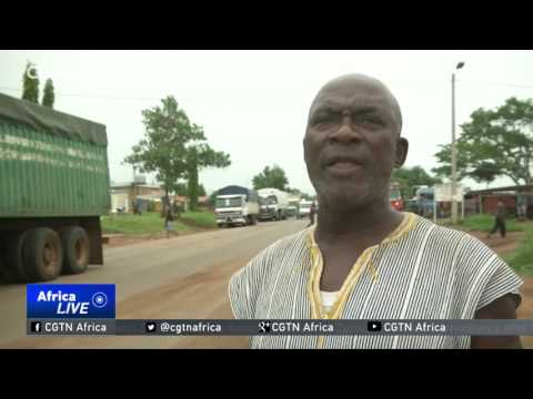 Cote d'Ivoire Unrest: Heavy gunfire reported as army tries to end mutiny