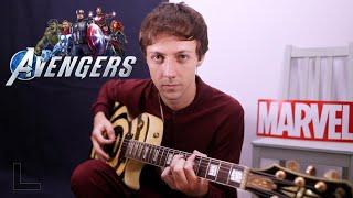 He escrito una canción para Marvel's Avengers