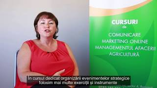 Video curs Strategic event management - StrategicEventManagementTraining | Cursuri-Creative.ro