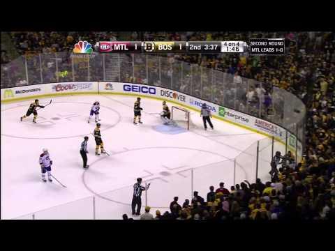 Bruins-Habs Game 2 ADF Highlights 5/3/14