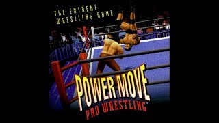 Fire Pro Wrestling World - Power Move Pro Wrestling Intro