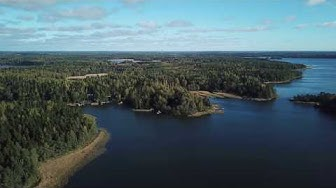 Snappertuna, Finland | Drone Footage [4K]