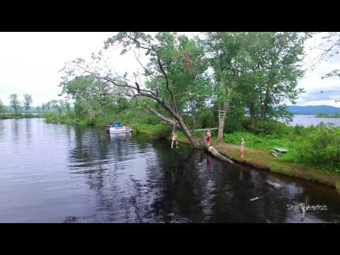Ossipee Lake - 4k Drone