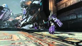 Transformers Fall of Cybertron  G1 Optimus Vignette