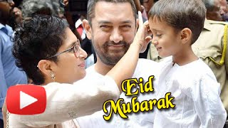 Aamir Khan Eid Celebration with Media | INTERVIEW