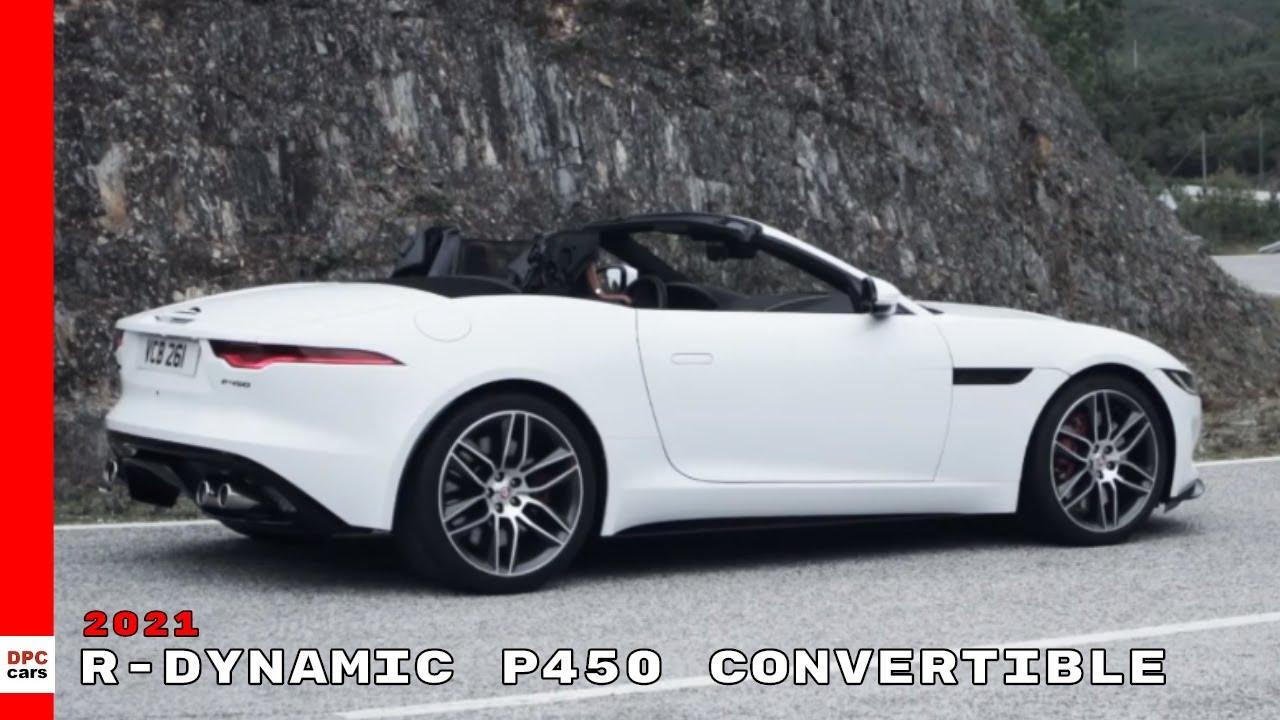 2021 Jaguar F Type Convertible Price, Design and Review