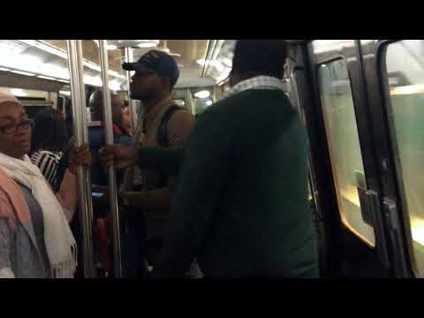 Gabon : Message de la Dream Team à la France dans le métro parisien